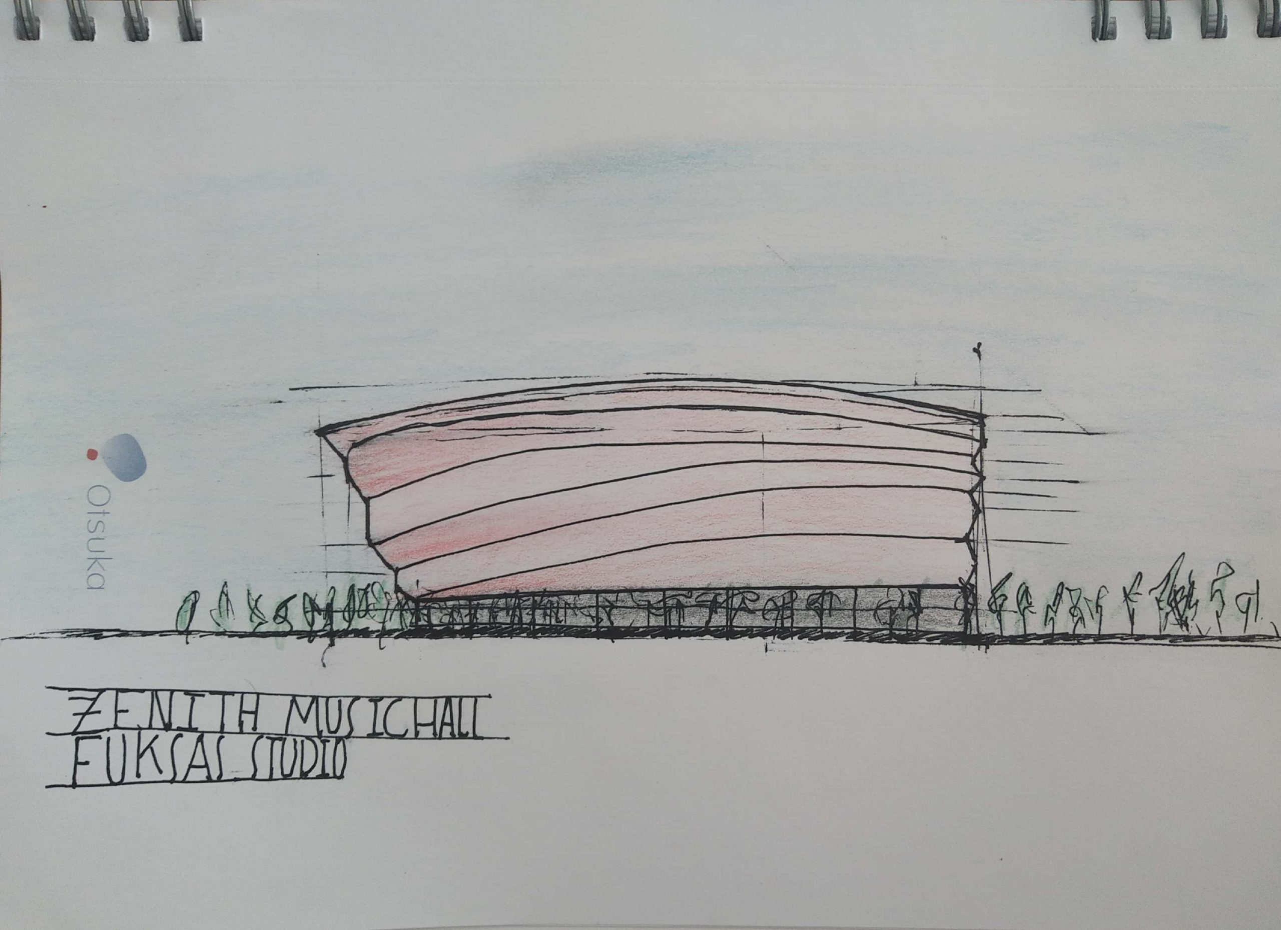 Zenith Music Hall (Fuksas)