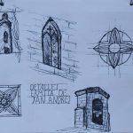 Detalles ermita de San Andréas